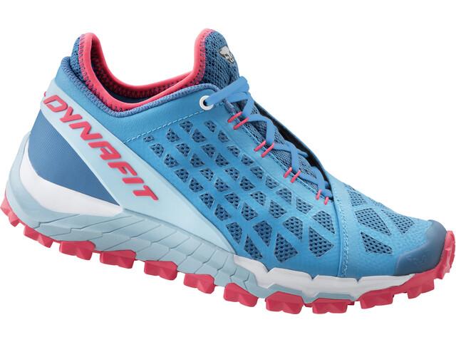 Dynafit Trailbreaker EVO Løbesko Damer pink/blå